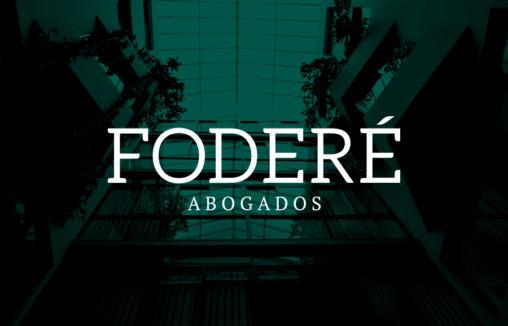 Foderé Abogados / Germán Dotta